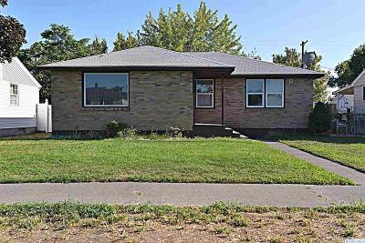 Pasco Single Family Home For Sale: 1624 W Yakima St