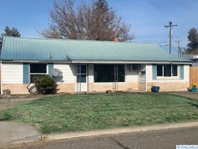 Kennewick Single Family Home For Sale: 906 W 5th Ave