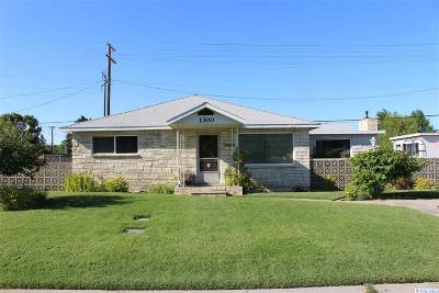 Richland Single Family Home For Sale: 1300 Wilson St.