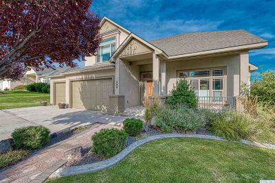 Richland Single Family Home For Sale: 400 Cherry Blossom Lp