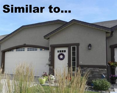 West Richland Condo/Townhouse For Sale: 2712 Tranquil Court