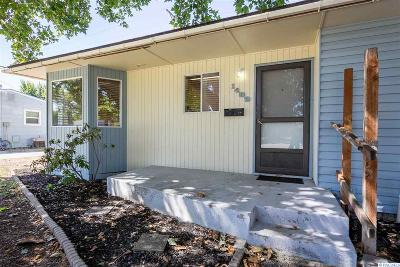 Richland Single Family Home For Sale: 1409 Perkins Ave
