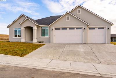 Pasco Single Family Home For Sale: 3307 Lapis Ln