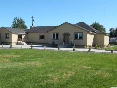 Pasco Single Family Home For Sale: 1905 Road 68