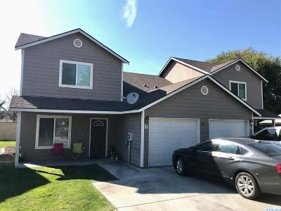 Kennewick Multi Family Home For Sale: 1817 W 19th Ave