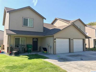 Kennewick Multi Family Home For Sale: 1819 W 19th Ave
