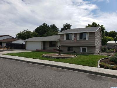 West Richland Single Family Home For Sale: 4701 Grouse Dr