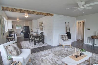 Richland Single Family Home For Sale: 211 Bernard Ave.