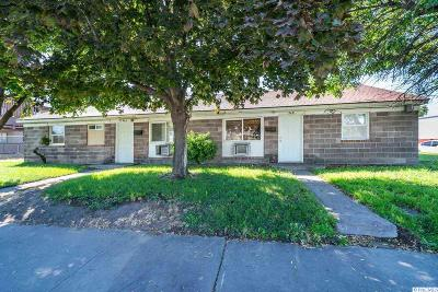 Pasco Multi Family Home For Sale: 944 W Ruby St