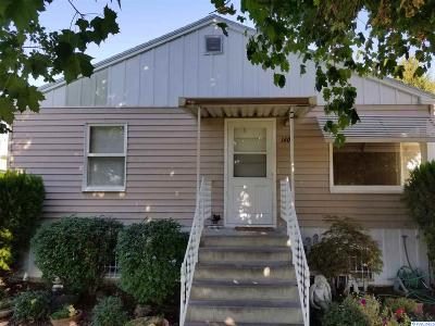Pasco Single Family Home For Sale: 1405 Road 38