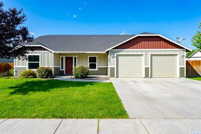 Kennewick Single Family Home For Sale: 6606 W 6th Ave