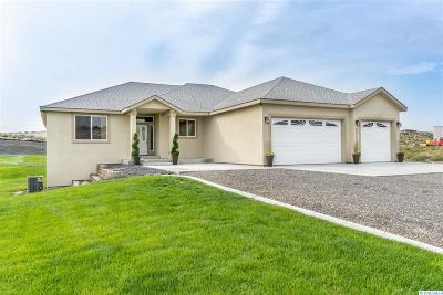 Kennewick Single Family Home For Sale: 99303 E Sidebe Pr SE