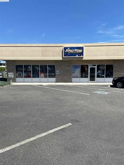 Richland Commercial For Sale: 470 Williams Blvd