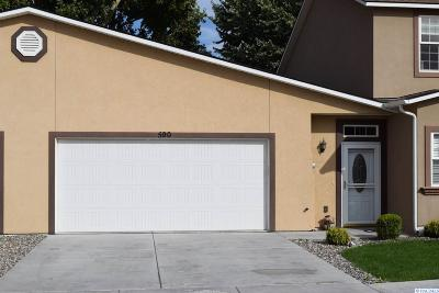 Kennewick Condo/Townhouse For Sale: 590 N Grant St