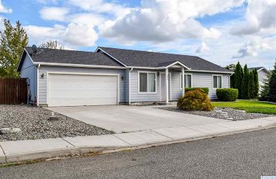 Richland Single Family Home For Sale: 596 Riverstone Dr.