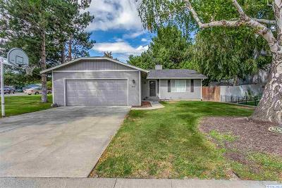 Kennewick Single Family Home For Sale: 8136 W Imnaha Ave