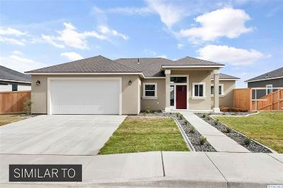 Kennewick Single Family Home For Sale: 4363 S Anderson Pl