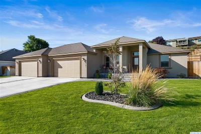 Pasco Single Family Home For Sale: 4707 Bermuda Dunes Drive