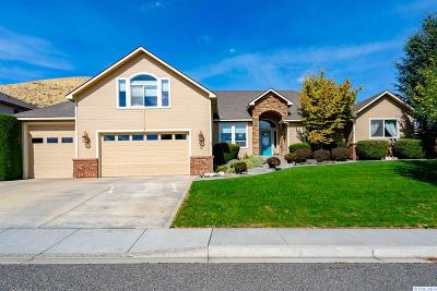 Richland Single Family Home For Sale: 210 Bear Dr