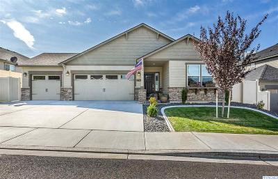Richland Single Family Home For Sale: 2755 Chelan Loop