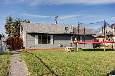 Pasco Single Family Home For Sale: 1815 W Shoshone St.