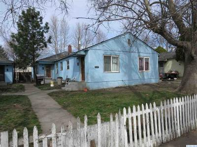 Pasco Multi Family Home For Sale: 1303-1311 Shoshone St