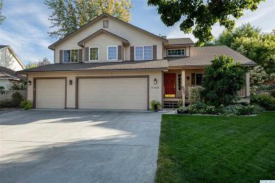 Kennewick Single Family Home For Sale: 5709 W 14th Ave