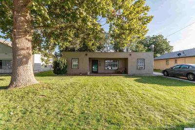 Kennewick Single Family Home For Sale: 1809 W 3rd Ave