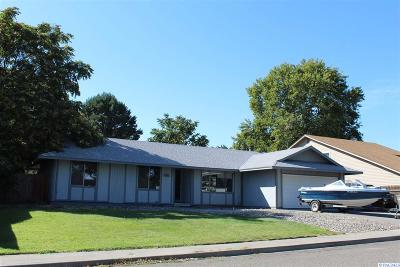 Kennewick Single Family Home For Sale: 1405 W 16th Ave