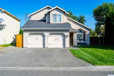 Kennewick Single Family Home For Sale: 8114 W Clearwater Pl.