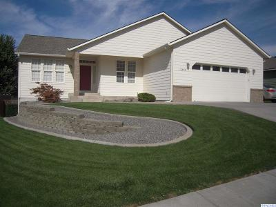 Richland Single Family Home For Sale: 1255 Tomich