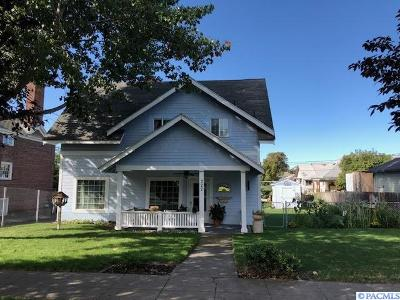 Pasco Single Family Home For Sale: 222 N 6th Ave