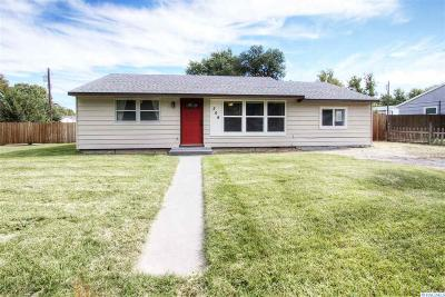 Kennewick Single Family Home For Sale: 309 S Irving St