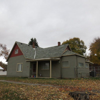 Dayton Single Family Home For Sale: 401 4th Street