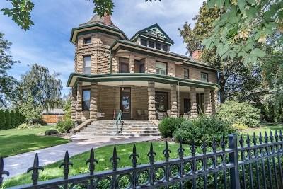 Walla Walla Single Family Home For Sale: 403 Rose Street