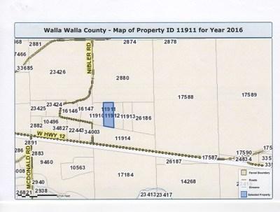 Walla Walla Residential Lots & Land For Sale: Lot 2 Camino Del Vino