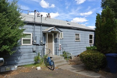 College Place Multi Family Home For Sale: 1304 Broadway Avenue