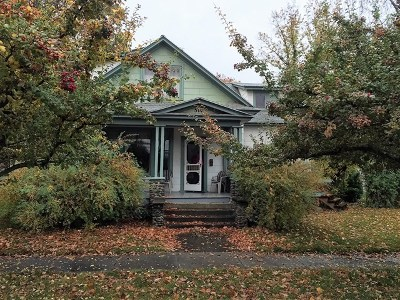 Dayton Single Family Home For Sale: 514 2nd Street