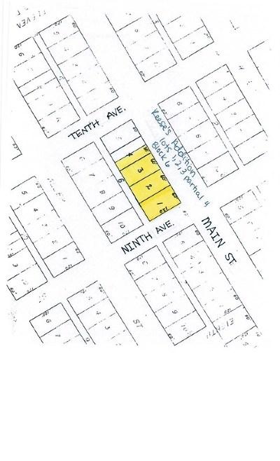Walla Walla Residential Lots & Land For Sale: 703 Main Street
