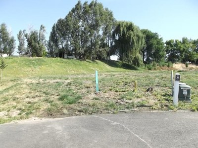 College Place Residential Lots & Land For Sale: 654 Whimbrel Loop