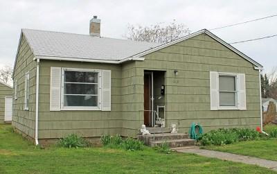 Walla Walla Single Family Home For Sale: 1018 2nd Avenue
