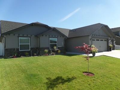Walla Walla Single Family Home For Sale: 860 Myers Road
