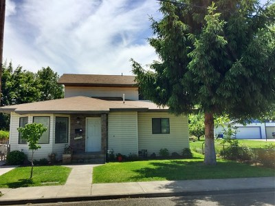 College Place Single Family Home For Sale: 21 9th Street