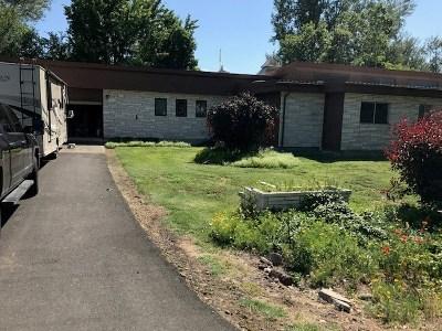 Lowden, Touchet Single Family Home For Sale: 5247 Detour Road