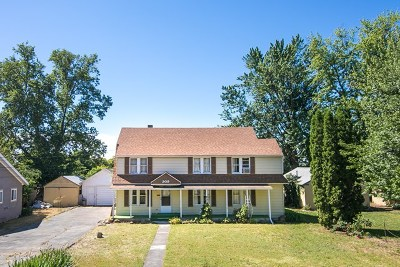 College Place Single Family Home For Sale: 309 6th Street