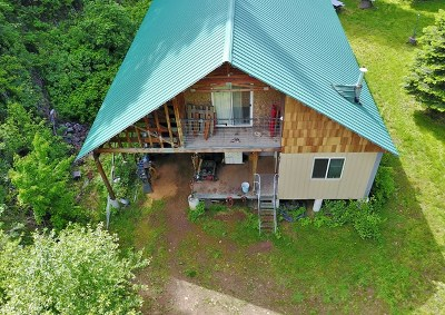 Waitsburg Single Family Home For Sale: 242 Dent Road