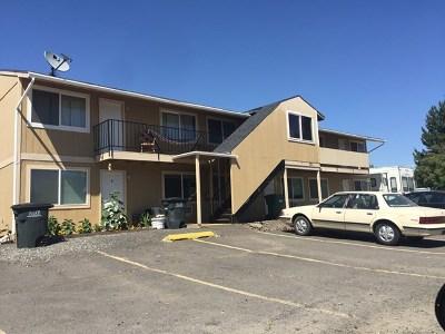 Waitsburg Multi Family Home For Sale: 731 Preston Avenue