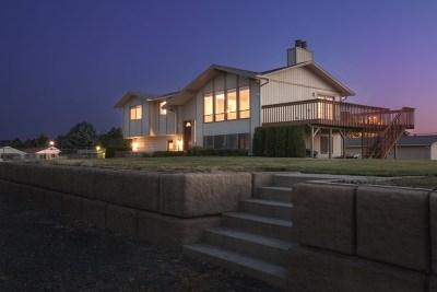 Walla Walla Single Family Home For Sale: 1011 Abbott Road