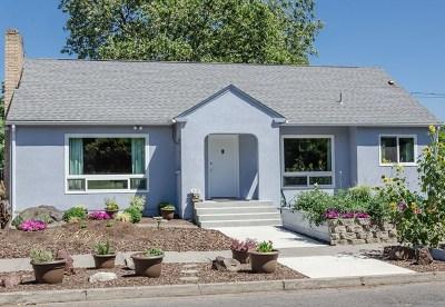 Walla Walla Single Family Home For Sale: 418 Division Street