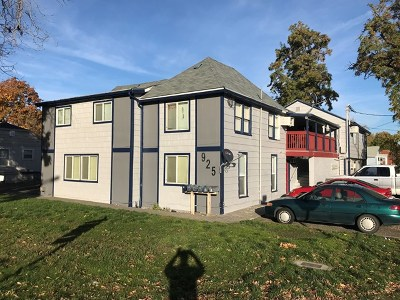College Place Multi Family Home For Sale: 925 College Avenue